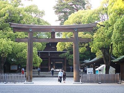 Grand torii