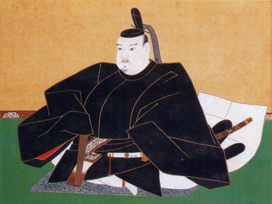 Tokugawa Ieyasu, fondateur du sanctuaire