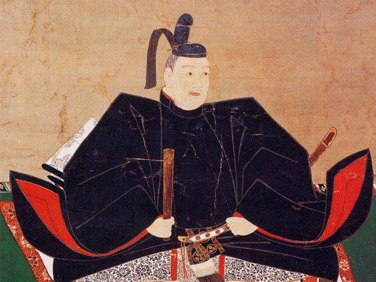 Tokugawa Hidetada ayant agrandi le sanctuaire